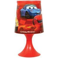 Pusula Oyun Cars Şimşek Araba Klasik Abajur