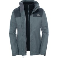 The North Face - M evolve II triclimate jacket Bay Mont (fw17) Gri