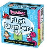 GreenBoard BrainBox İlk Sayılarım (First Numbers)