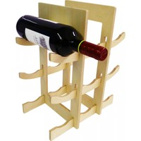 Purupa 9'Lu Şarap Standı