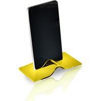 Purupa Fosforlu Sarı Akıllı Telefon Tutucu