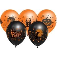 Partişöleni Hallowen Cadılar Bayramı Balon 20 Adet