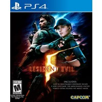 Capcom PS4 Resident Evil 5