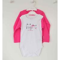Premom 1037A Kedicik 2li Bebek Body