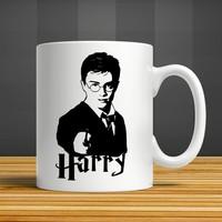 İf Dizayn Harry Potter Baskılı Kupa Bardak