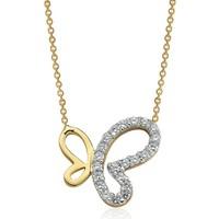 Ferreguer Diamond Kolye 14 Ayar Altın AT200126