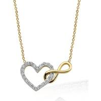 Ferreguer Diamond Kolye 14 Ayar Altın AT200130