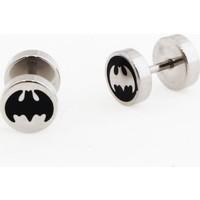 Cadının Dükkanı 316L Cerrahi Çelik Batman Kulak Piercing