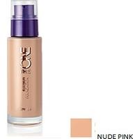 Oriflame The One Illuskin Fondöten - Nude Pink - 30 Ml