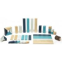 Tegu 42 Parça Klasik Set - Mavi