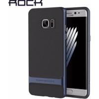 Rock Samsung Galaxy Note 7 Royce Ultra Koruyucu Kılıf-Lacivert