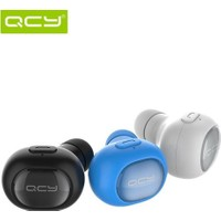 Qcy Q26 Mini Waterproof 4.1V Bluetooth Kulaklık-Siyah