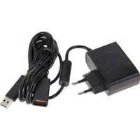 Xbox Microsoft 360 Kinect Power Adaptör Cihazı