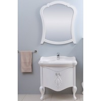 Kare Banyo Yeni Kırım 80 Cm Banyo Dolabı Mdf
