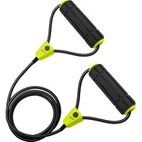 Nike Uzun Direnç Lastiği Siyah Yeşil Sert