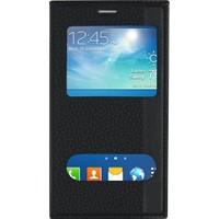 Logi Samsung Galaxy S3 Mini Kapaklı Pencereli Kılıf