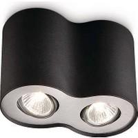 Philips Myliving- Pıllar Siyah Spot Lamba