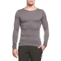 2AS - X Daily Erkek Termal Sweatshirt Gri