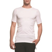 2AS - X Daily Erkek Termal T-shirt Beyaz
