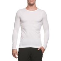 2AS - X Daily Erkek Termal Sweatshirt Beyaz