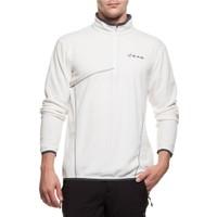 2AS - Flocan Polar Sweatshirt Beyaz