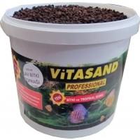 Vitasand Yıkanmış Akvaryum ve Bitki Kumu 5,5L Lav Kırığı 4,75kg