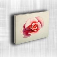Doku Canvas Baskı Çiçek- CIGE273