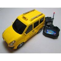 Uzaktan Kumandalı Taksi Doblo Araba