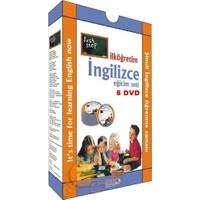 İlk Adım İlköğretim İngilizce Eğitim Seti 5 DVD