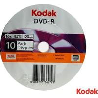 Boş Dvd Kodak Dvd+R 4.7 Gb 120 Mın. 10Lu Paket