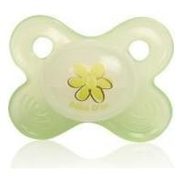 Bebedor Glow Fosforlu Emzik Damaklı Uç (0-6 Ay) Yeşil