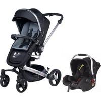 Baby 2 Go 6030 Volo Travel Sistem Bebek Arabası / Siyah
