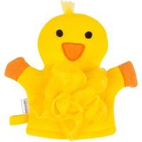 Bebedor Lifli Banyo Kuklası Sarı