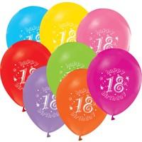 KullanAtMarket 18 Yaş Balon -10 Adet