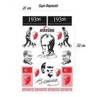 StickerMarket Atatürk Sticker Seti