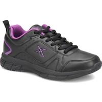 Kinetix A1314513 Siyah Mor Kadın Fitness Ayakkabısı