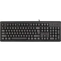 A4 Tech Kr-83 Q Klavye Ps2 Siyah