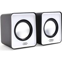 Hıper Ms-10G Kablolu Speaker Gümüş