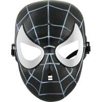 KullanAtMarket Siyah Spiderman Maske - 1 Adet