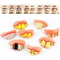 KullanAtMarket Yamuk Şaka Dişleri - 2 Adet