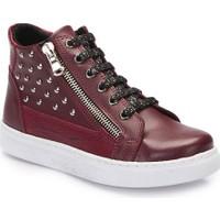 Pink Step A3360377 Bordo Kız Çocuk Sneaker