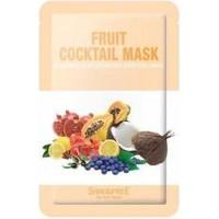 Beauty Shangpree Meyve Kokteyli Yüz Maskesi Kağıt