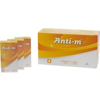Anti-M Tırtıklı 12 Adet Prezervatif