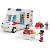 WOW Ambulans ve Sağlık Ekibi 4502