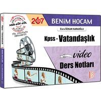 Benim Hocam Yayınları Kpss 201Vatandaşlık Video Ders Notları