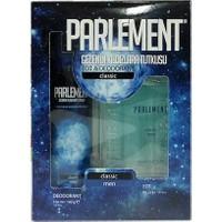 Parlement Classic Erkek Parfüm Deodorant Seti 2'li Paket