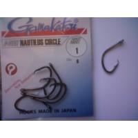 Gamakatsu Nautilus Circle İğne No:6/0