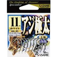 Sasame Ag-01 Nickel İğne No:10