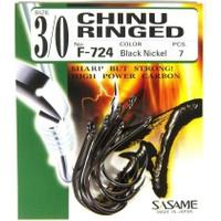 Sasame Chinu Ringed F-724 Olta İğnesi No:2