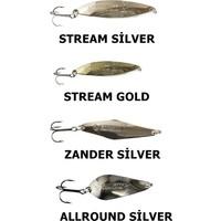 Dam Effzett Pro Kaşık Stream Silver 18 Gr